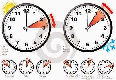 Adjusting Daylight Savings Time In Do-More