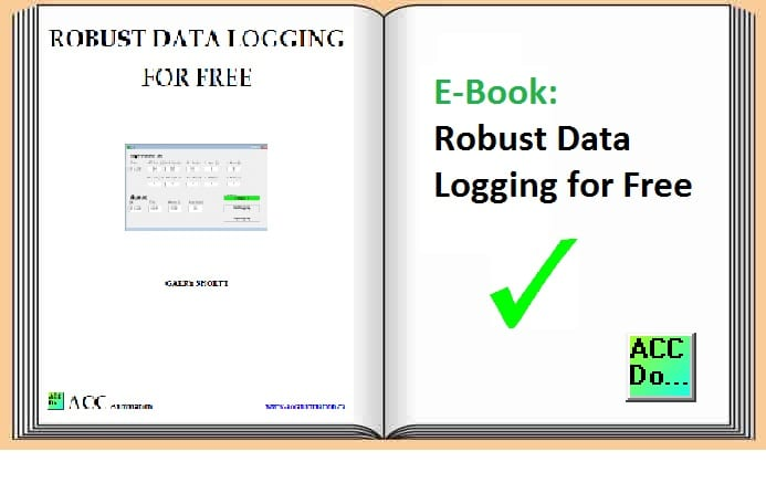 Now You Can Have Data Logging Free