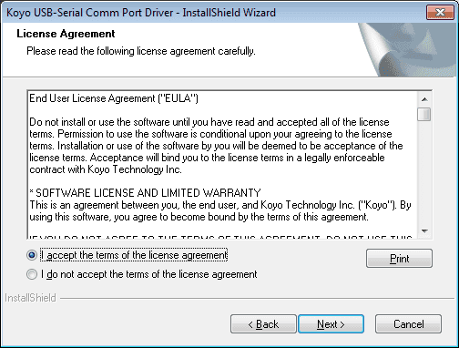Installing the Software 120-min