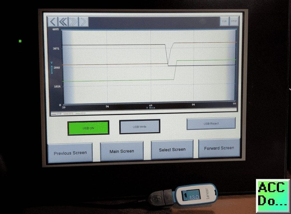 C-More EA9 HMI Series Panel Data Logging