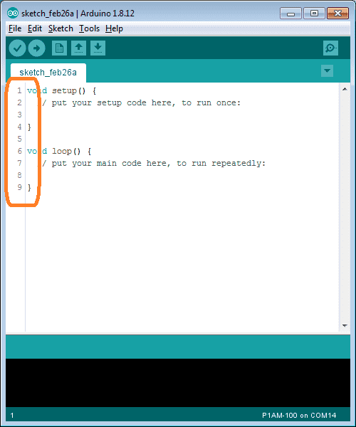 Productivity Open P1AM Arduino First Program