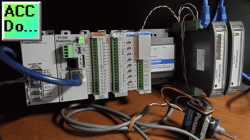 productivity plc modbus tcp remote io