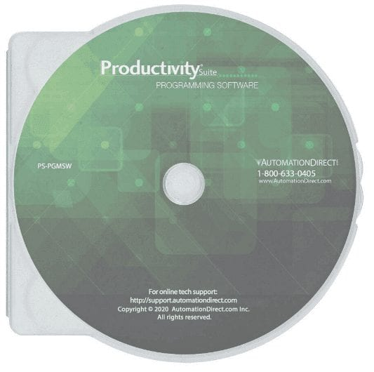 Productivity Suite PLC Simulator Software Free Download
