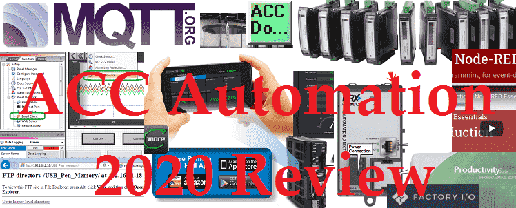 ACC Automation 2020 Review
