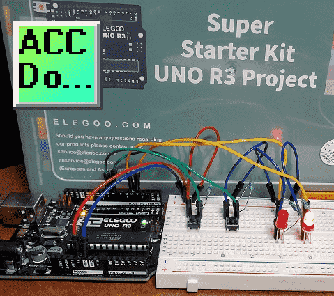 Arduino Uno Super Starter Kit Digital Inputs