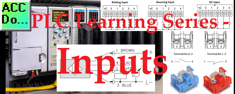 PLC Learning Series - What are Inputs?